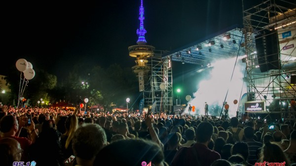 Δείτε όλα όσα έγιναν στα Music Events της 84ης ΔΕΘ σε ένα μόνο video