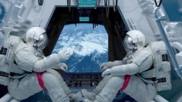 Οι επτά παράξενοι κανόνες των αστροναυτών