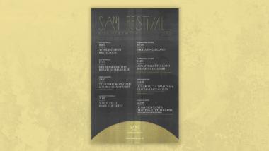 Sani Festival 2021: Δείτε το πρόγραμμα