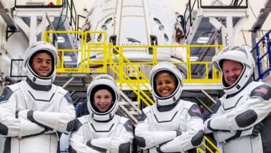 Οι πρώτοι τουρίστες αστροναύτες βρίσκονται στο διάστημα