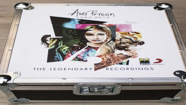 Άννα Βίσση - «The Legendary Recordings 1982 - 2019»: Μία συλλεκτική deluxe συλλογή!