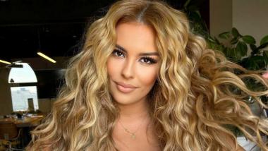 Άντzελα Περιστέρη η εκπρόσωπος της Αλβανίας στην Eurovision με ελληνικές ρίζες: «Έχω συνεργαστεί με τον Ρέμο»
