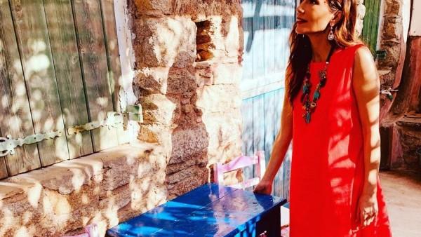 Η Δέσποινα Βανδή τραυματίστηκε στα γυρίσματα της εκπομπής της