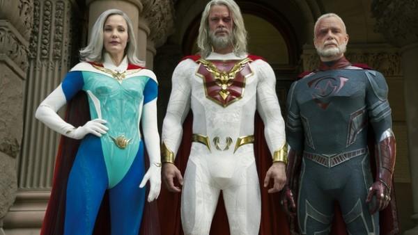 Cine news: Τι κάνουν οι υπερήρωες όταν γερνάνε; Το «Jupiter's Legacy» έχει την απάντηση