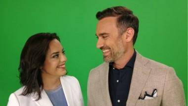 Eurovision 2020: Γιώργος Καπουτζίδης και Μαρία Κοζάκου ξανά μαζί στον σχολιασμό