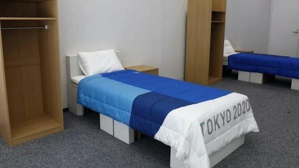 Γιατί τα κρεβάτια του Ολυμπιακού χωριού στο Τόκιο είναι χάρτινα