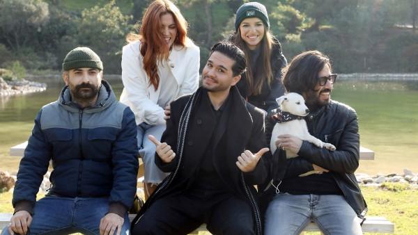 Στα Τέσσερα: Save a Greek Stray οι Melisses και η Εριέττα Κούρκουλου μας ξεναγούν στο καταφύγιο.