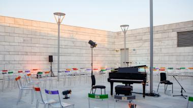Συνεχίζονται οι online παραστάσεις από το Μέγαρο Μουσικής Θεσσαλονίκης