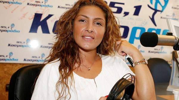 Ακούστε τι είπε η Έλενα Παπαρίζου στον Τάσο Ριζόπουλο και στο Κοσμοράδιο 95,1