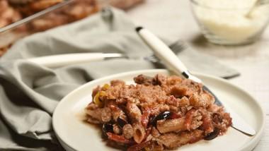 Συνταγή: Πένες αραμπιάτα φούρνου με τόνο από τον Πάνο Ιωαννίδη