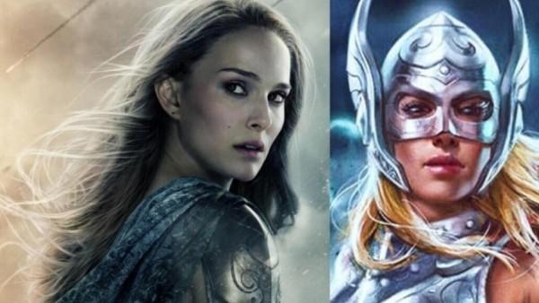Cine news: H Νάταλι Πόρτμαν ετοιμάζεται να γίνει η γυναίκα Thor!