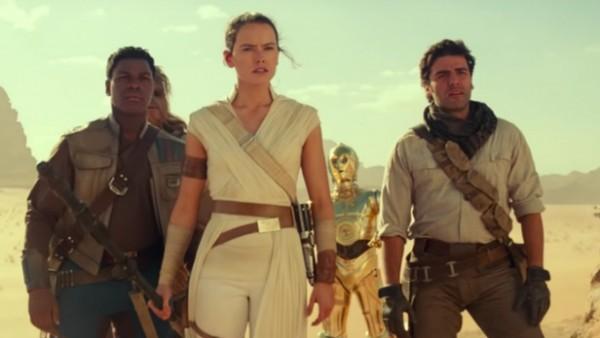 Cine news: Θα μπορούσατε να είχατε αγοράσει το σενάριο του «Star Wars: Skywalker Η Ανοδος» για μόλις 60 λίρες από το eBay