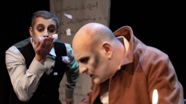 ΤΟ ΠΑΛΤΟ,  θέατρο Σοφούλη από 16 Οκτωβρίου